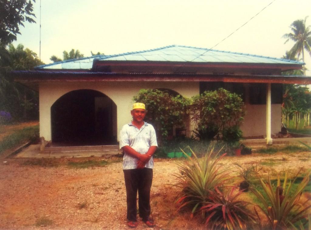 Haji Misman peladang jaya